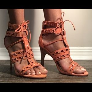 Bohemian Inspired Laced Sandals